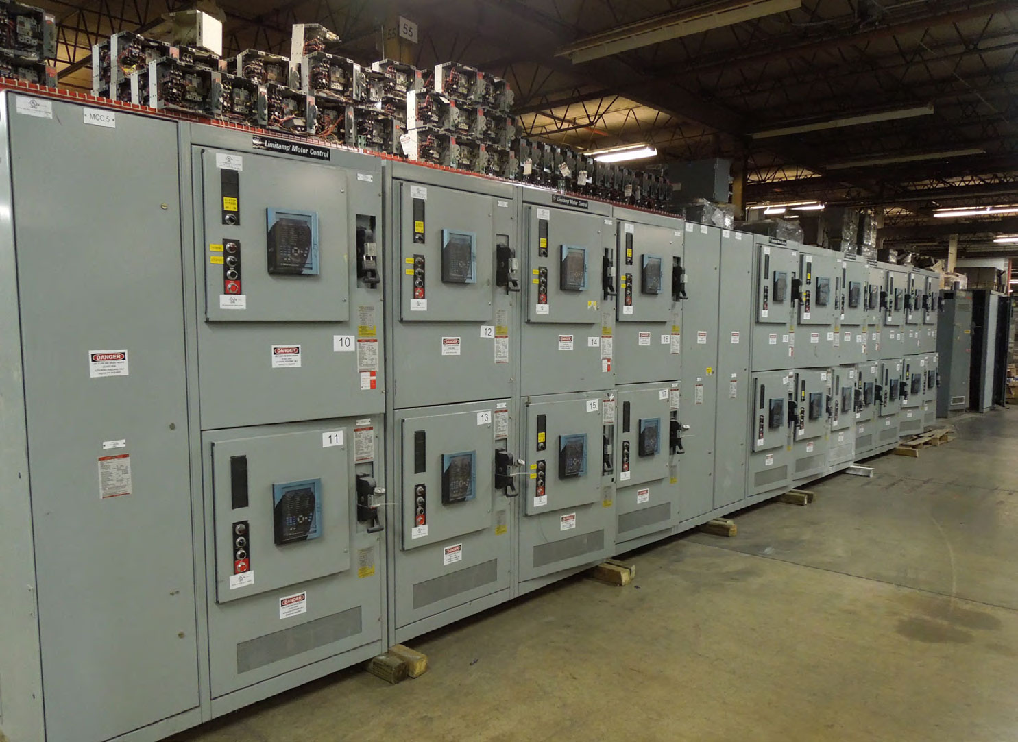 Our products dmt depth modern technologies for Ge motors industrial systems
